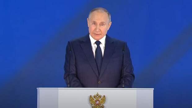 Путин оценил вклад России в урегулирование на Ближнем Востоке