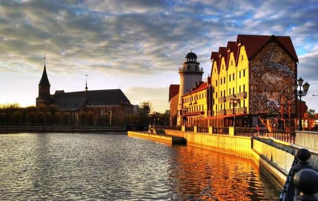 Претензии на Калининград из Германии: Выстоит ли русская крепость?