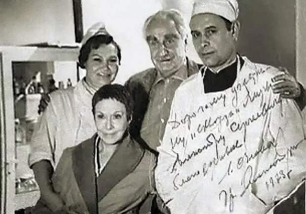 Тайна гибели пластического хирурга Александра Шмелева, менявшего внешность Екатерины Фурцевой и Любови Орловой