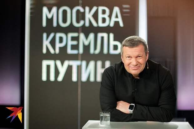 Владимир Соловьев. Фото: Александр ШПАКОВСКИЙ