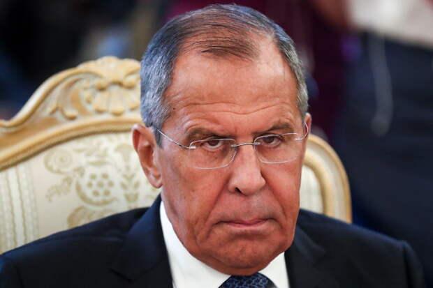 Лавров допустил прекращение диалога России с ЕС