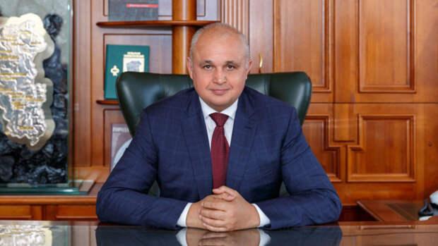 Главу Кузбасса Сергея Цивилёва могут назначить полпредом президента в СФО