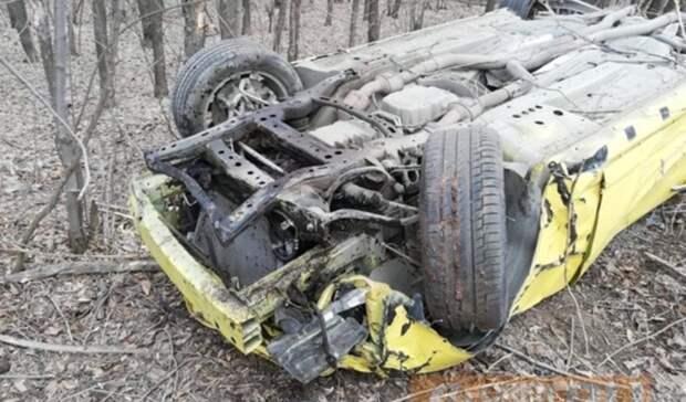ВОренбурге суд отказал вудовлетворении иска владельца Chevrolet Camaro кмэрии