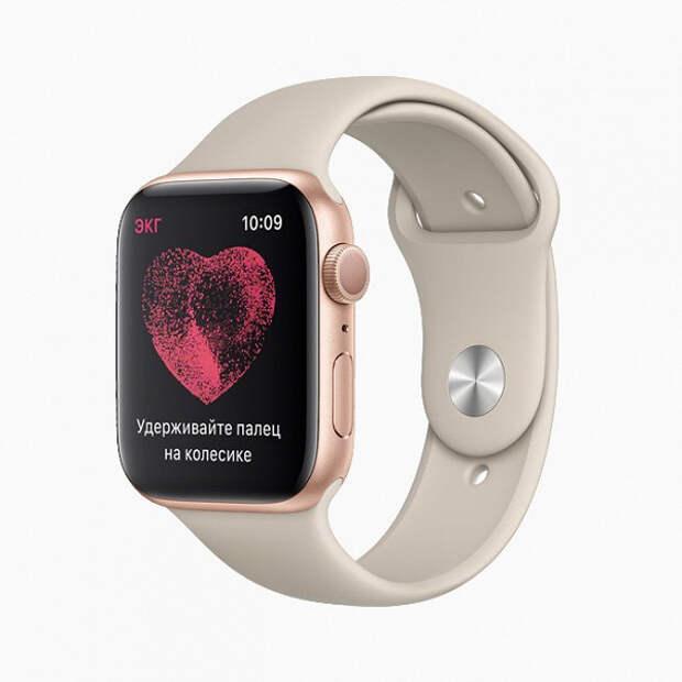 Свежее обновление Apple Watch разблокировало недоступную ранее в России функцию