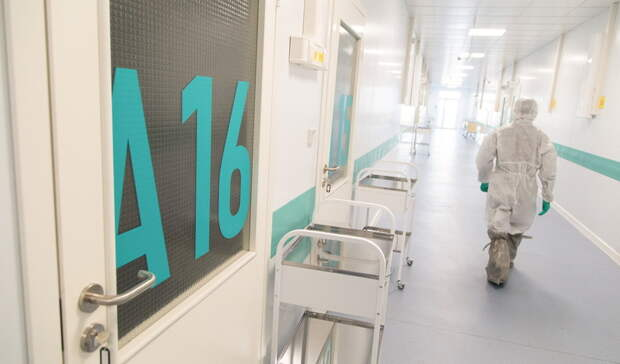 Двое мужчин умерли откоронавируса вБелгородской области