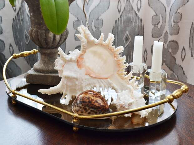 Фото 24 Море хендмейда: что можно сделать из ракушек? 95+ потрясающих идей для дома