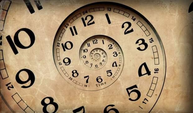 Когда время останавливается…