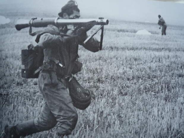 РПГ-16: противотанковый гранатомет для крылатой пехоты