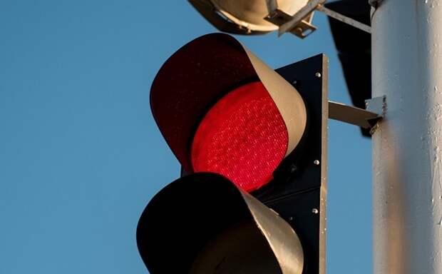 В Краснодаре отключат светофоры на трех перекрестках