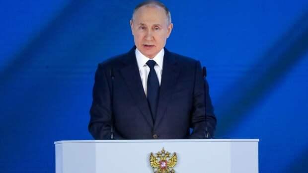 Путин отметил мощь российского атомного ледокольного флота