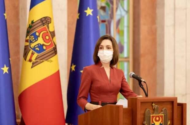 Майя Санду совершит официальный визит в Совет Европы, Страсбург