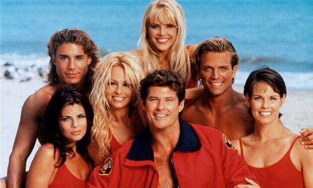 Как шоу «Спасатели Малибу» собрало миллиард зрителей и стало самым успешным телепроектом в истории