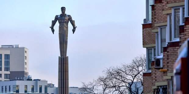 Флешмоб #я_Гагарин пройдет в библиотеке на проспекте Мира