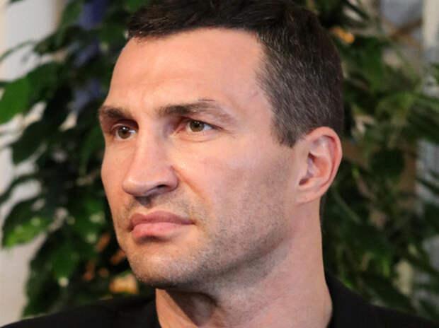 Кличко шокировал форум в Давосе сексуальным заявлением