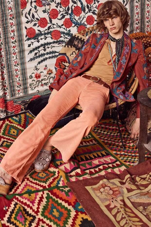Roberto Cavalli привет из 70-х в 2017-ом