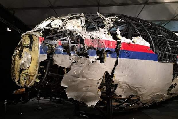 Следователи Голландии попросили ВС России поделиться данными об МН17