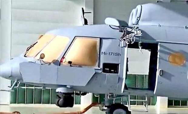 The Drive: Загадочные российские штурмовые вертолеты Ми-171Ш отправляются в Китай
