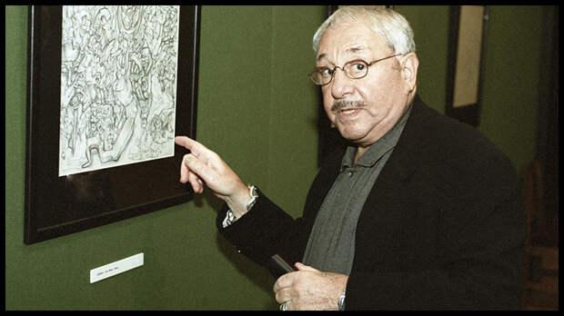 9 августа на 91-м году жизни в США скончался скульптор Эрнст Неизвестный.