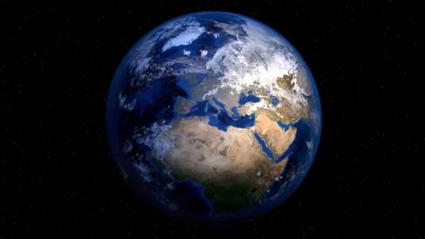 Древняя планета Тейя может находиться в недрах Земли
