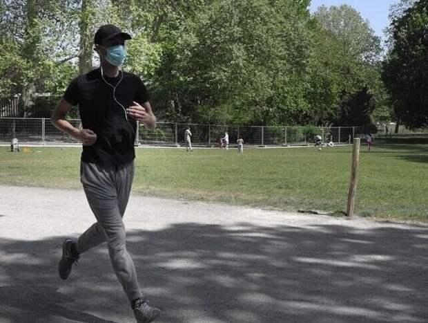Внимание бегунам! Почему нельзя надевать маску вовремя пробежки