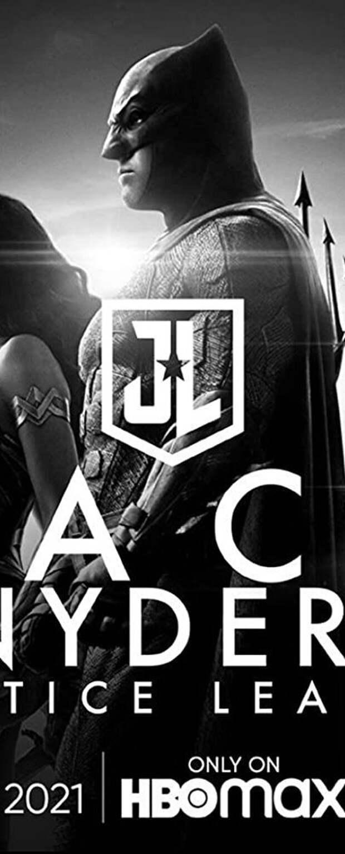 Новый трейлер к фильму «Лига справедливости Зака Снайдера»