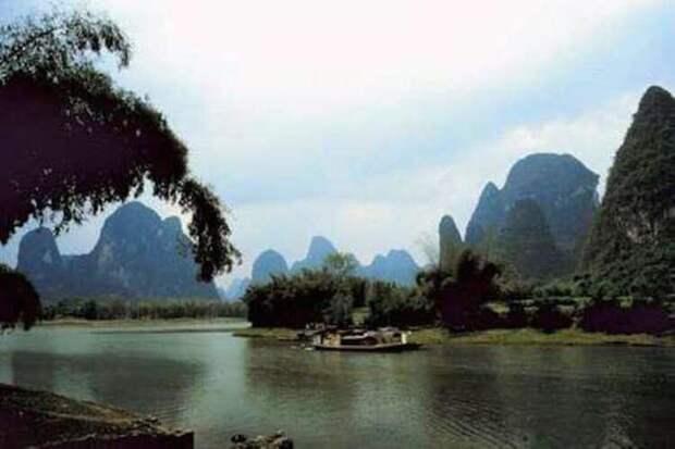 Таинственное исчезновение китайской деревни