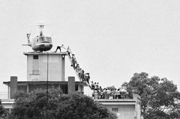 1. Падение Сайгона, часть вторая Вьетнам, война во вьетнаме, вьетнамская война, сша