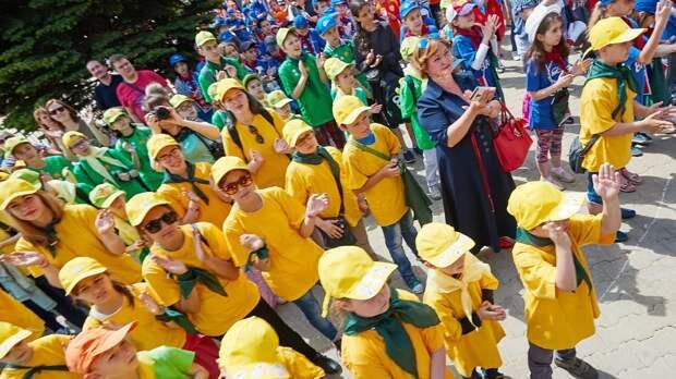 Кешбэк по поездкам в детские лагеря планируют запустить в России до конца мая