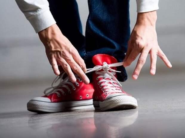 Интересные народные приметы про шнурки