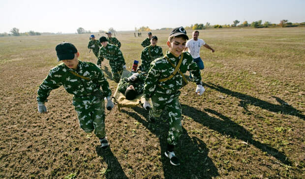 В Оренбуржье пройдут отборочные этапы военно-спортивных соревнований«Зарница»