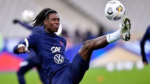 Камавинга высказался об интересе к нему со стороны грандов европейского футбола