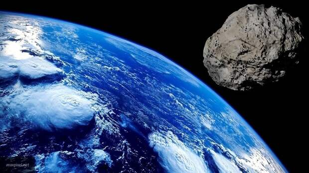 Огромный астероид размером с пирамиду Хеопса приблизится к Земле