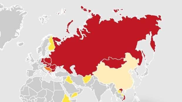 СССР построил атомные станции в большинстве стран СЭВ
