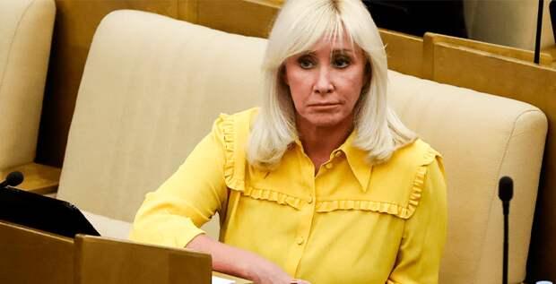 Оксана Пушкина рассказала, почему не будет баллотироваться в Госдуму