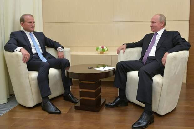 Киев готов обменять «кума Путина» на осужденных в России украинцев