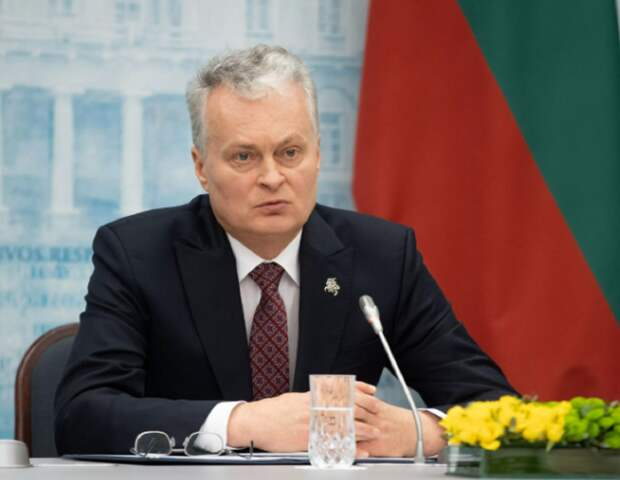 В Литве отреагировали на метод сдерживания РФ от Науседы: «Лучше бы жевал»