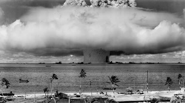10 ядерных взрывов от которых вздрогнула вся планета