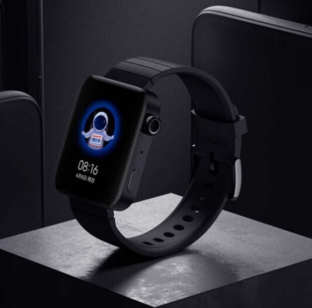 Начались продажи умных часов Xiaomi Mi Watch