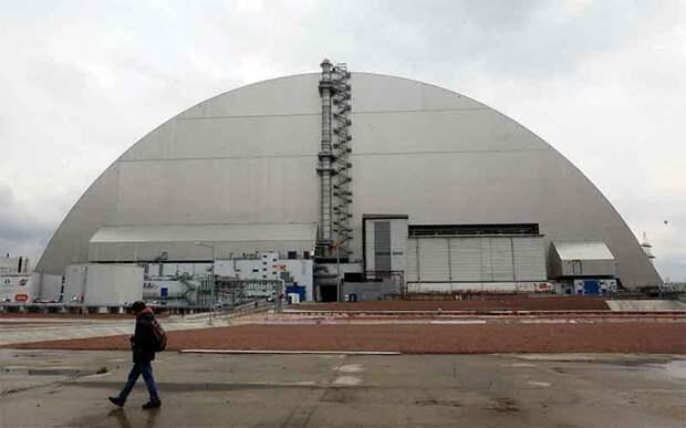 Science: Чернобыльский реактор проснулся