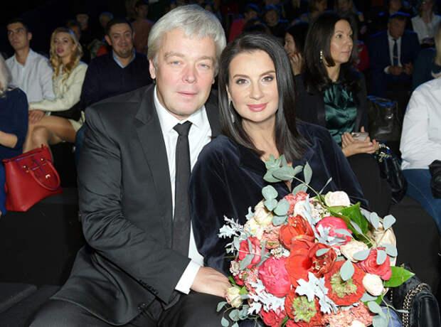 Российские актёры, которые влюбились на работе