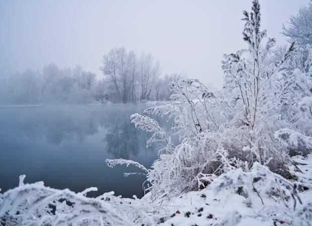 Выпавший на Крым снег не сможет оживить реки и водоемы