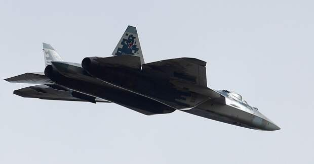 В России захотели направить Су-57 против F-35