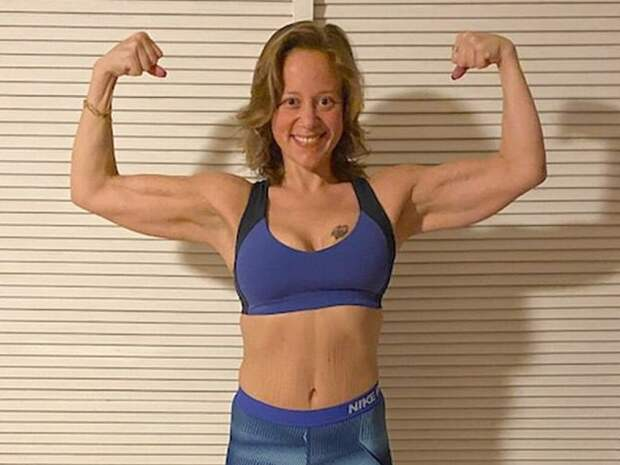35-летняя американка похудела на 81 кило: фото «до» и «после»