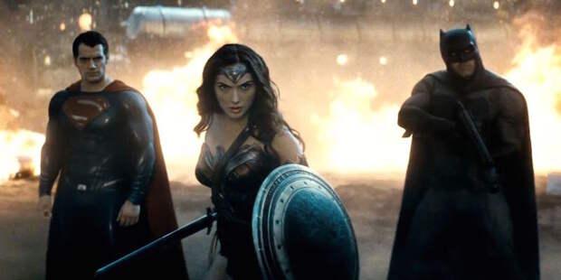 «Бэтмен против Супермена: На заре справедливости»: Час суда
