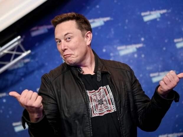 Илон Маск рассказал о своём психическом расстройстве