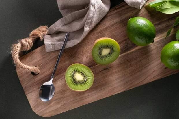 В чем польза киви для вашего здоровья?
