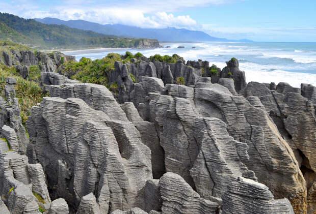 10 ландшафтов, которые словно с другой планеты