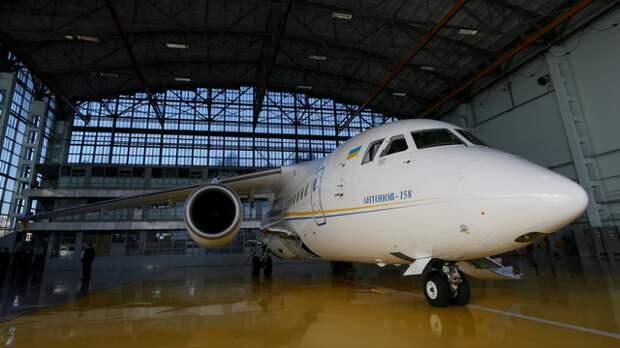 Киев разрешил Москве использование самолетов Ан на одном условии