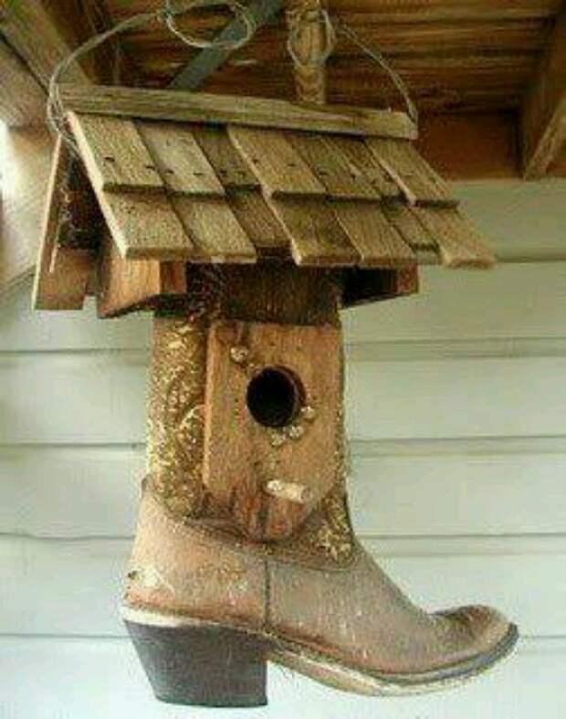 Прикольные скворечники для птиц фото