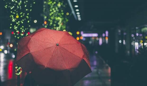 Прохладная идождливая погода ожидается вРостове всубботу